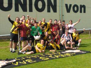 Alweer rechterrijtje op het St Pauli toernooi (2012)