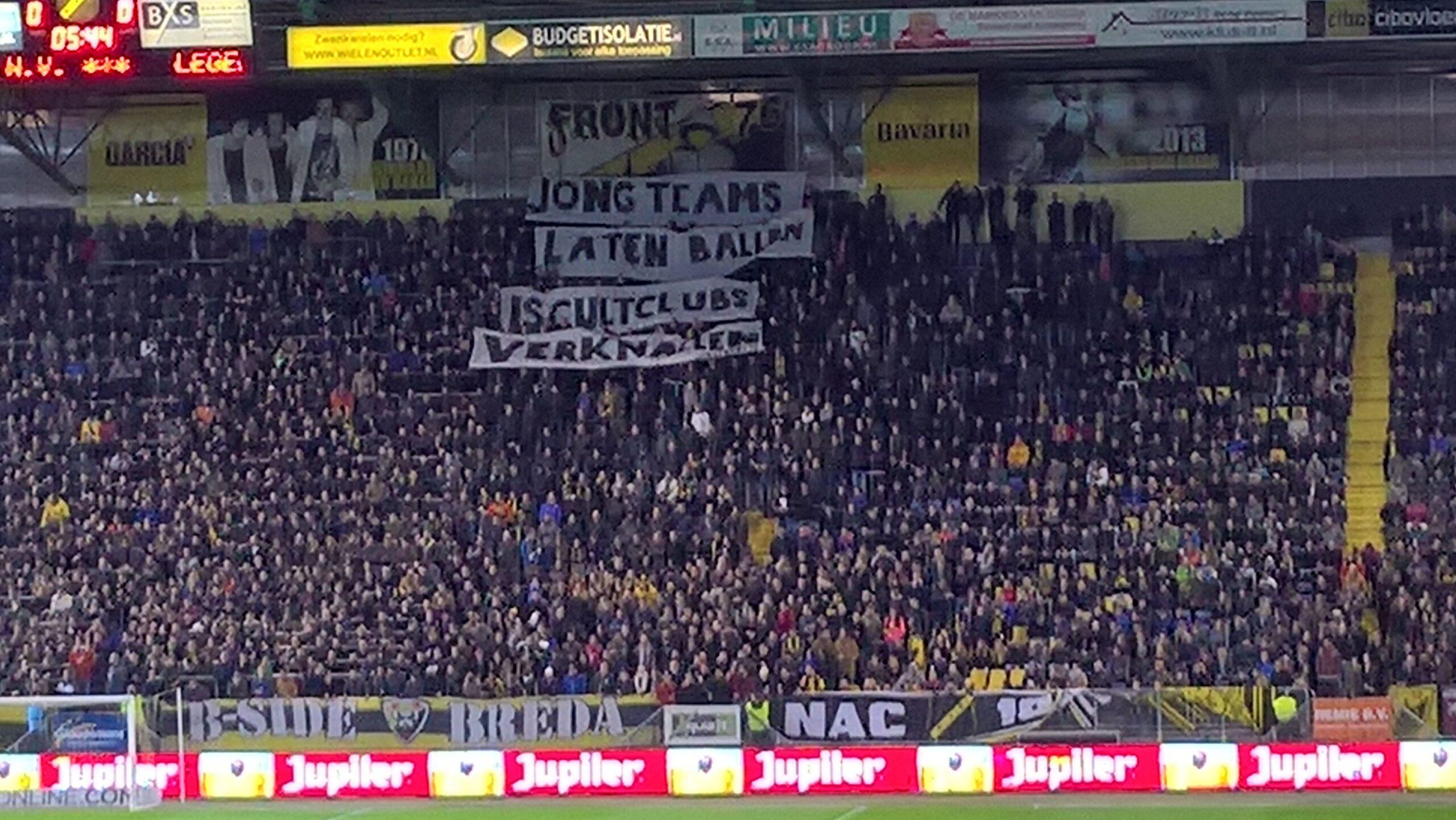 Anti jong teams (2017)