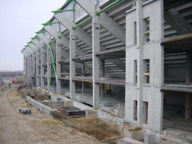 Bouw stadion (1994)