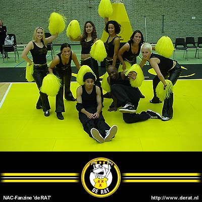 Cheerleaders basketbal (2001)
