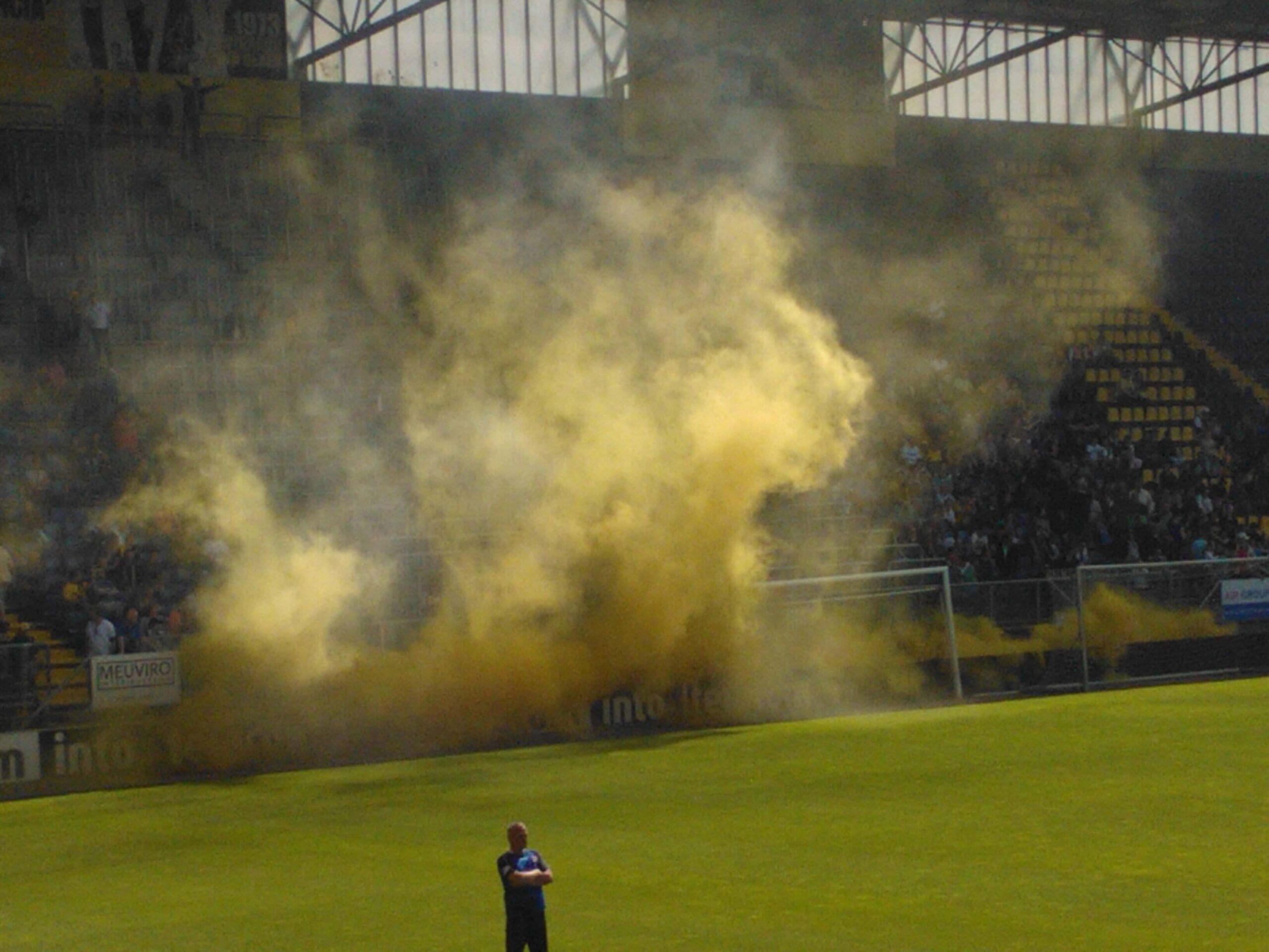 Eerste training seizoen (2012)