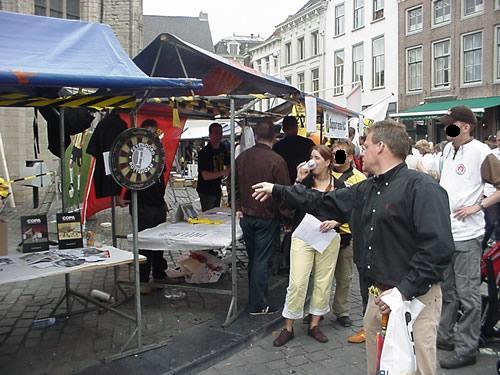 Fandag 2004 Mommers dart