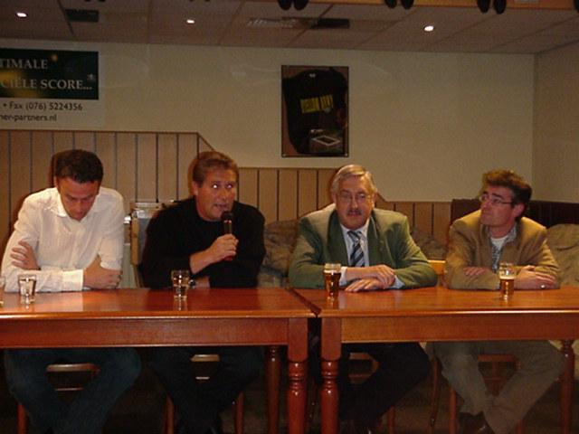 Forumavond Technisch (2003)