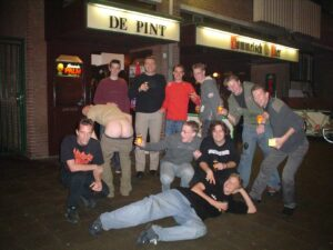Forummeeting in de Pint (2004)
