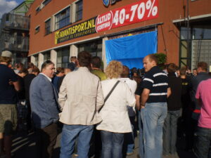 Opening GeelZwarte Huis (2011)