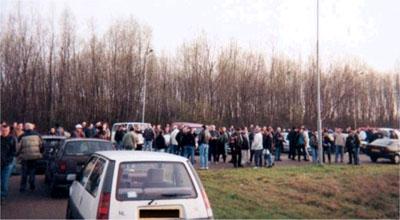 Groningen - NAC (1994)
