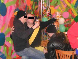 LGL en WW maken er hun eigen carnavalsfeest van (2006)