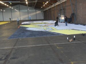 Making of Rob Penders spandoek (2009)