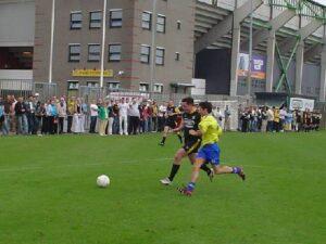 NAC RKC supporterswedstrijd (2004)