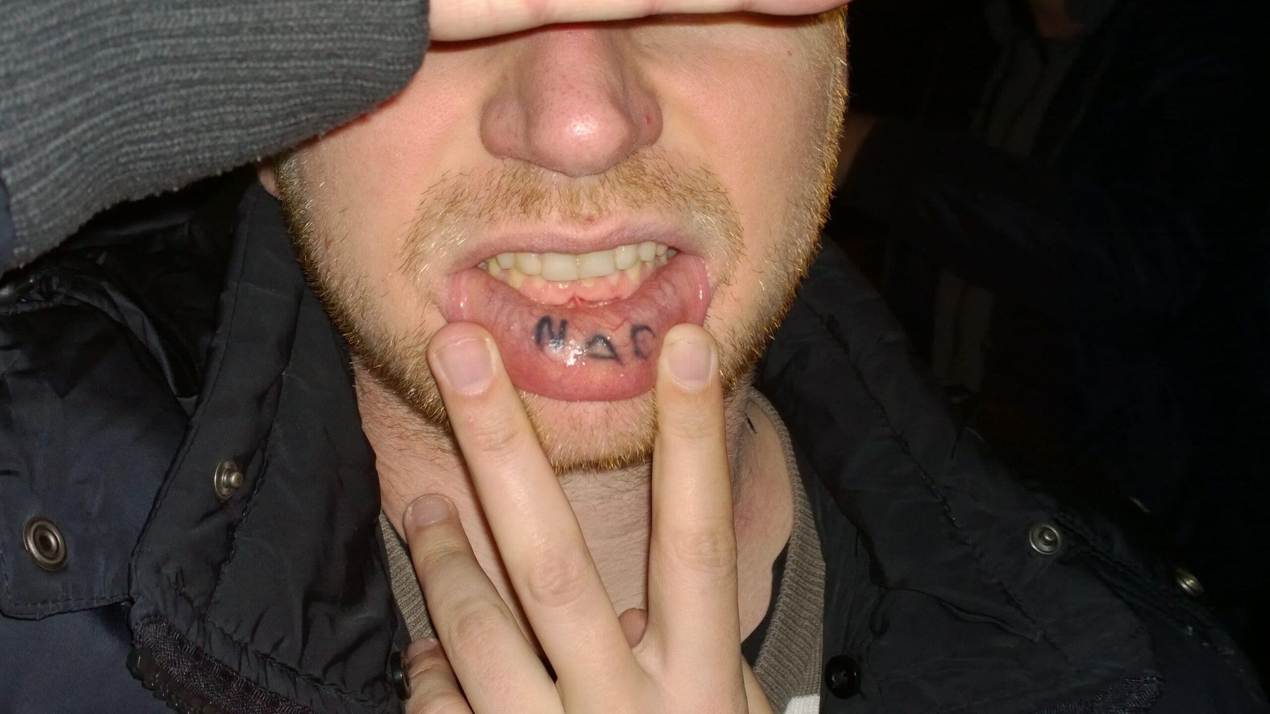 NAC Tattoo lip (2014)