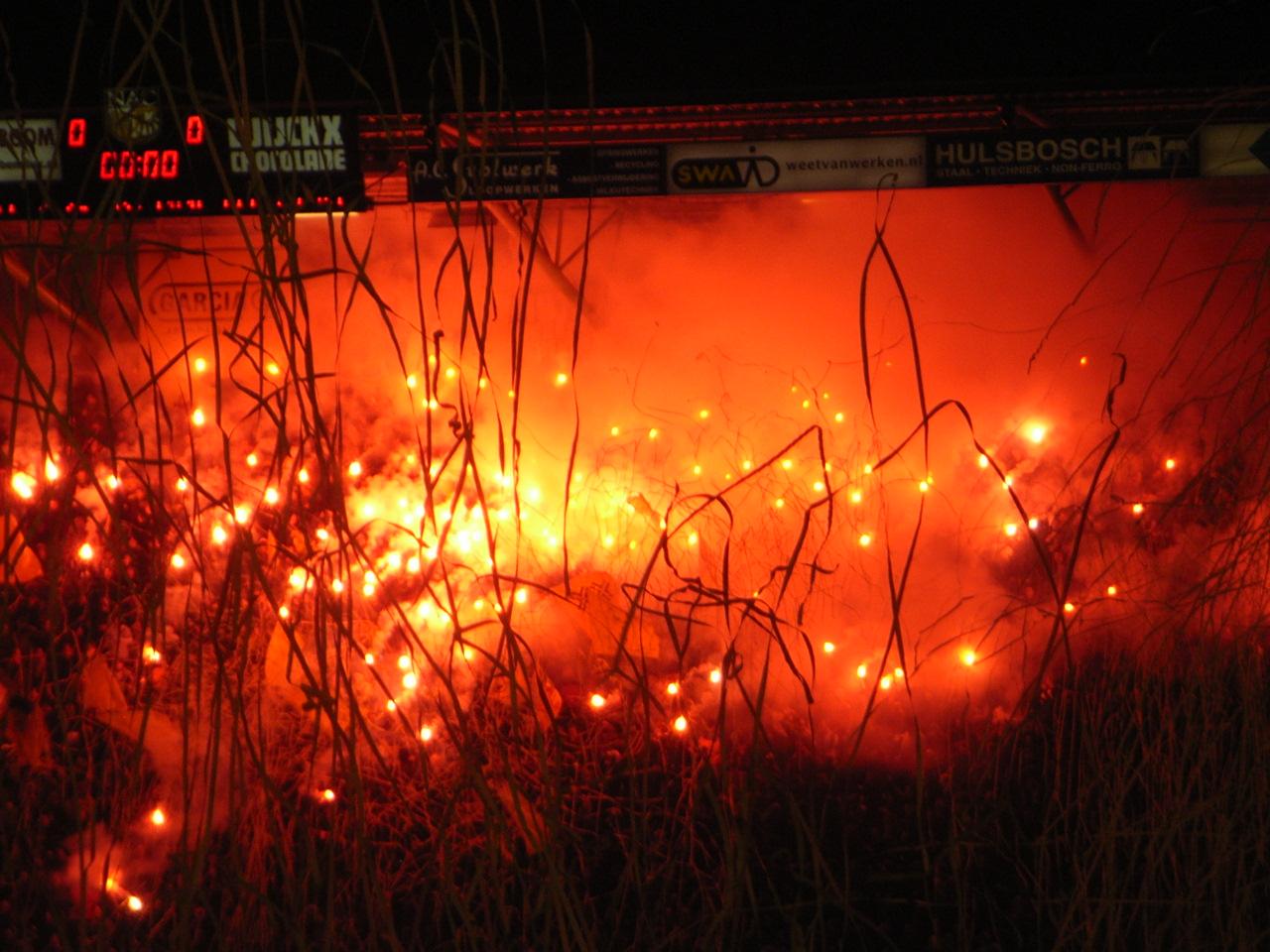 No pyro no party (2008)
