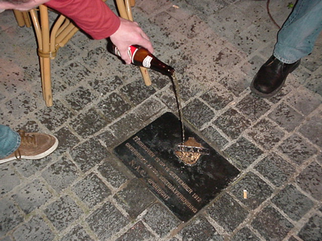Plaquette Sint Janstraat (2002)