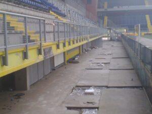 Stadionverherbouwing (2010)