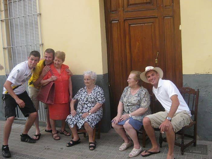Taferelen in Villareal (2009)