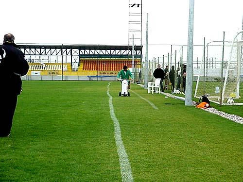 Trainingskamp Gaziantepspor (2014)