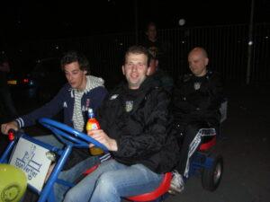 Vierwielercombi (2008)