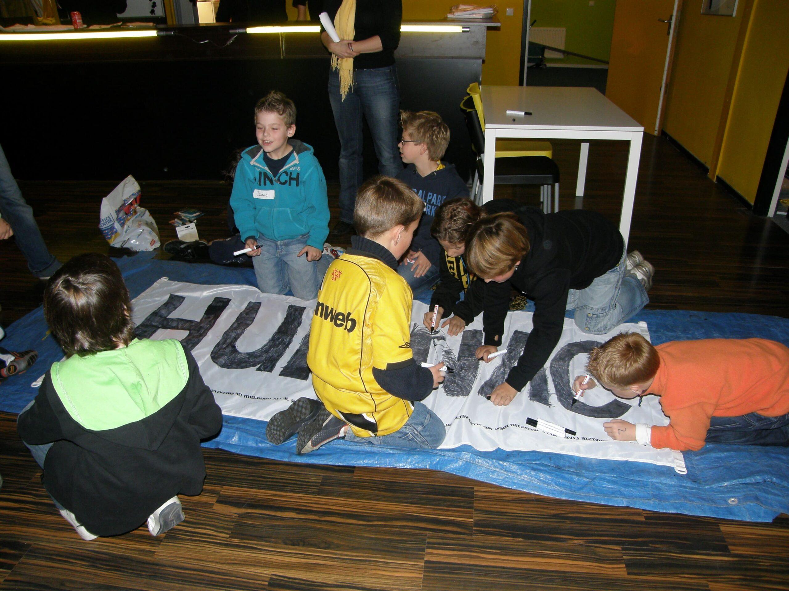 Workshop echte NAC supporter (2009)