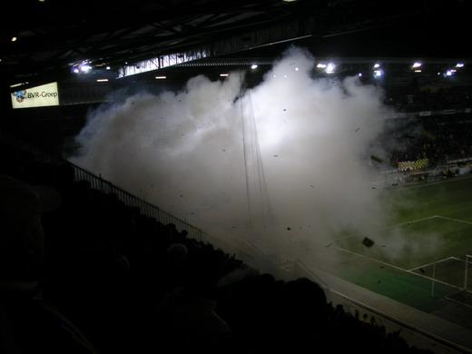 Zelfmaak rookzakje geslaagd (2005)
